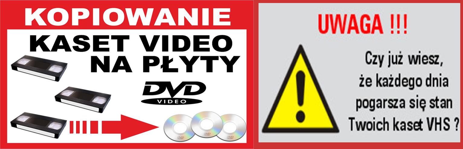 Z VHS do DVD